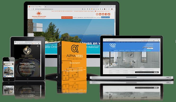 Alphawebs Websites as a Service